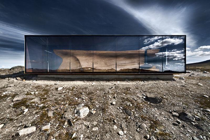 Norwegian Wild Reindeer Centre Pavilion 3
