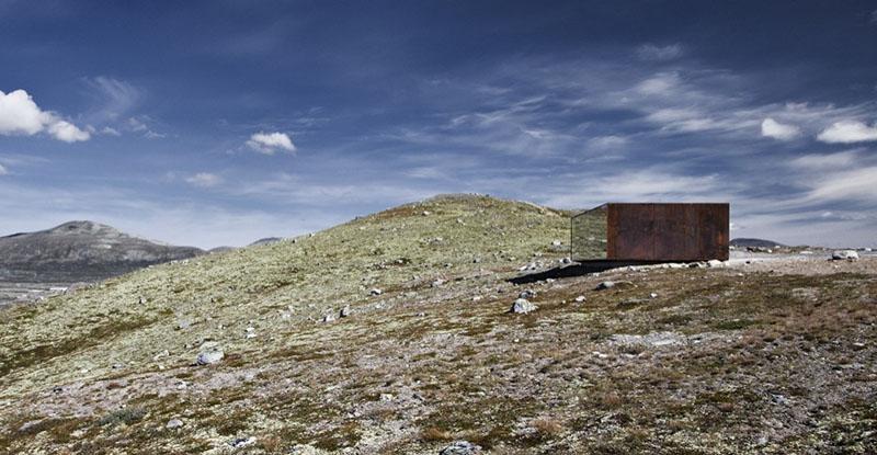 Norwegian Wild Reindeer Centre Pavilion 7