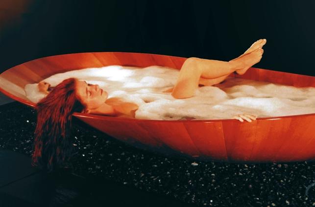 Ocean Shell bathtub 6
