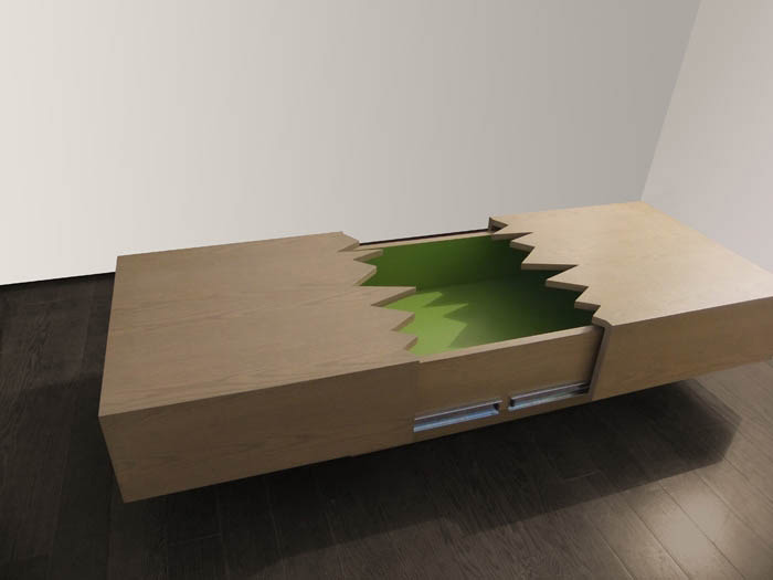 San Andreas Coffee Table 2