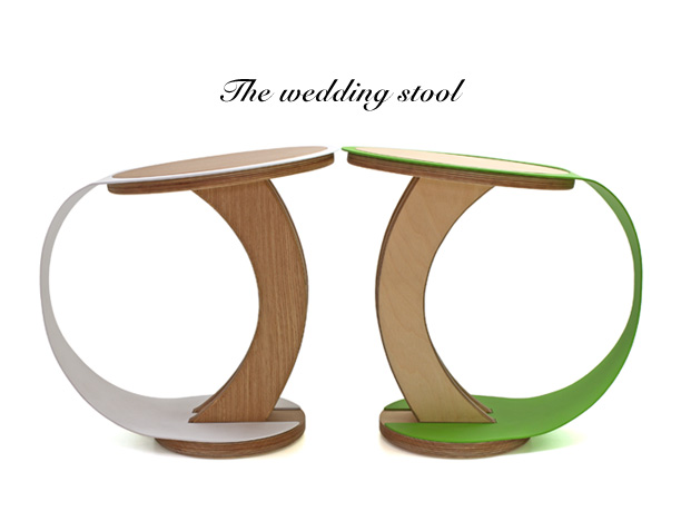 The Wedding Stool 1