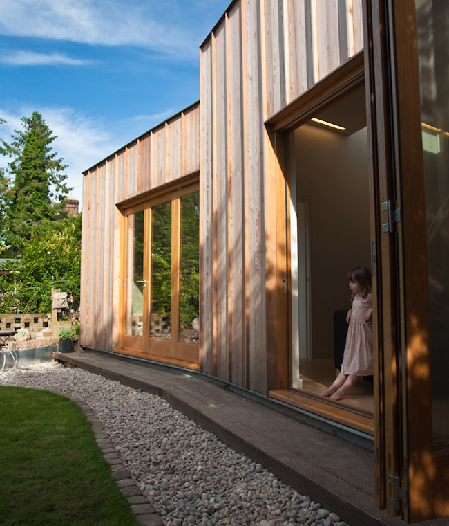 Timber Fin Extension House 5