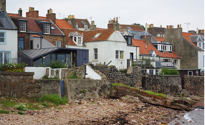 Anstruther Sea View Extension 3