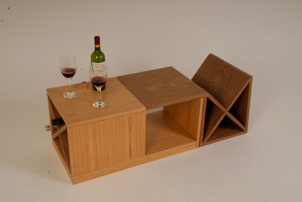 Bordeaux Multi-Purpose Coffee Table 2