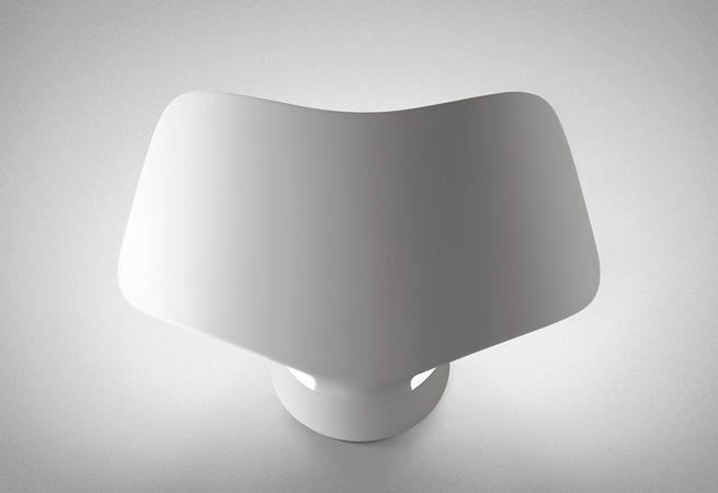 Fold wall lamp 1