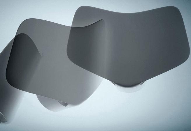 Fold wall lamp 4