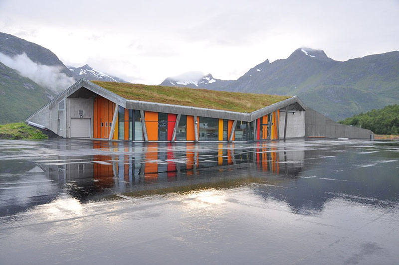 Gullesfjord weight control station 3