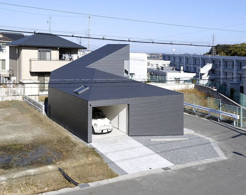 House O in Mie Japan 1