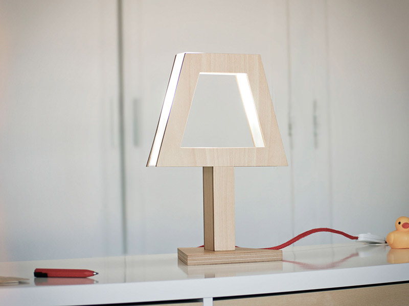 Icon Family LED Table Lamp