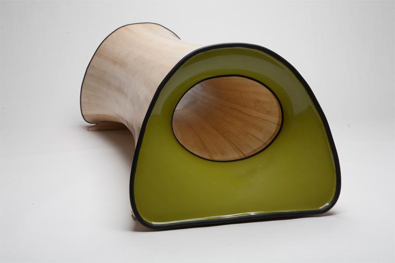 Infinity bamboo Bench 2