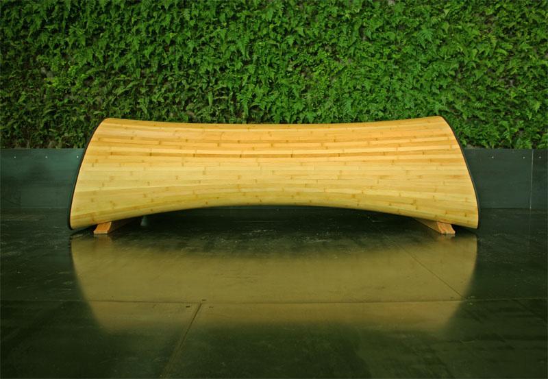Infinity bamboo Bench 5