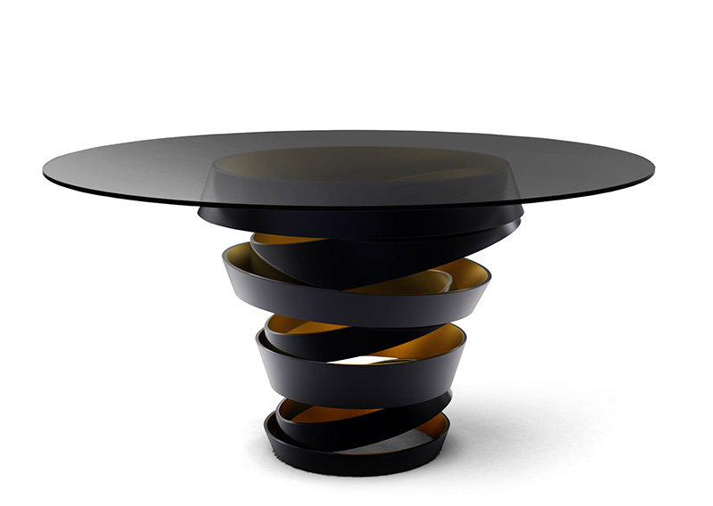 Intuition dining table 1