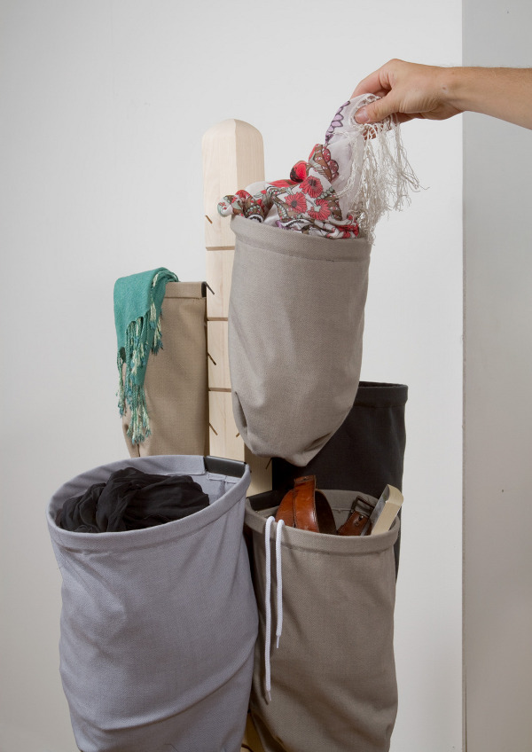 Les Grappes Storage System 3