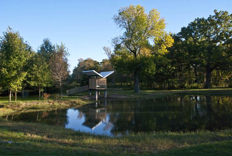 meditation hut Victor 2