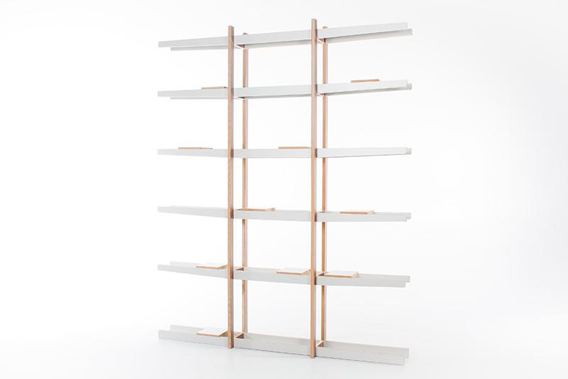 Paraleelos Bookcase 2