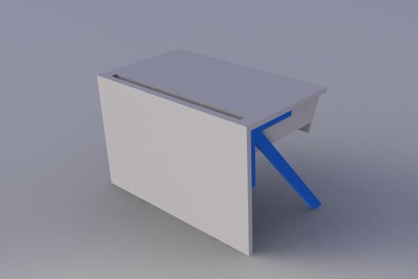 Pointer Office Desk 3
