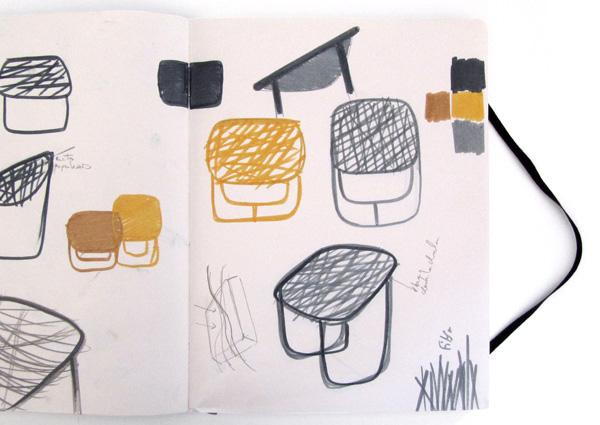 Silk Chair by Javier Moreno 6