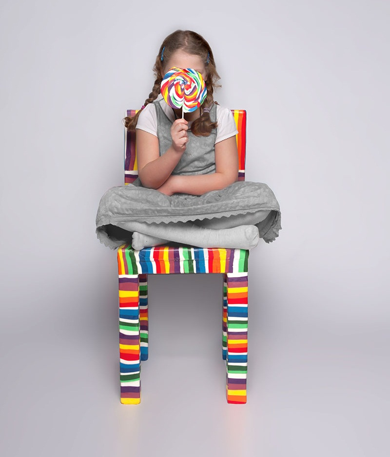 Sugarchair by Pieter Brenner 4