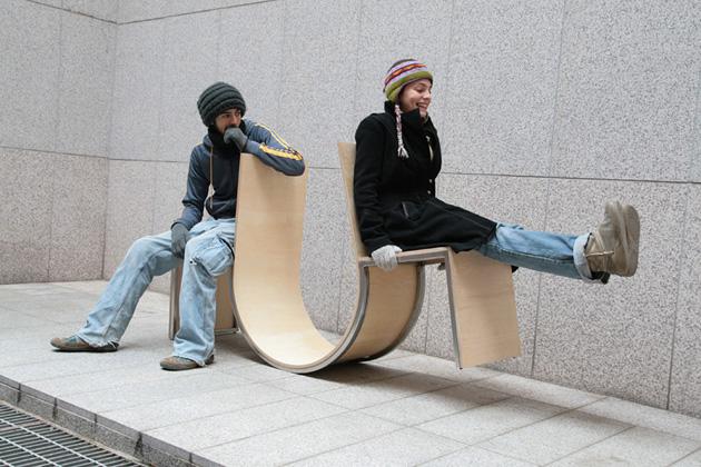 Swingers Bench 1