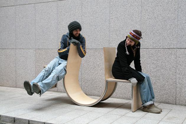 Swingers Bench 2