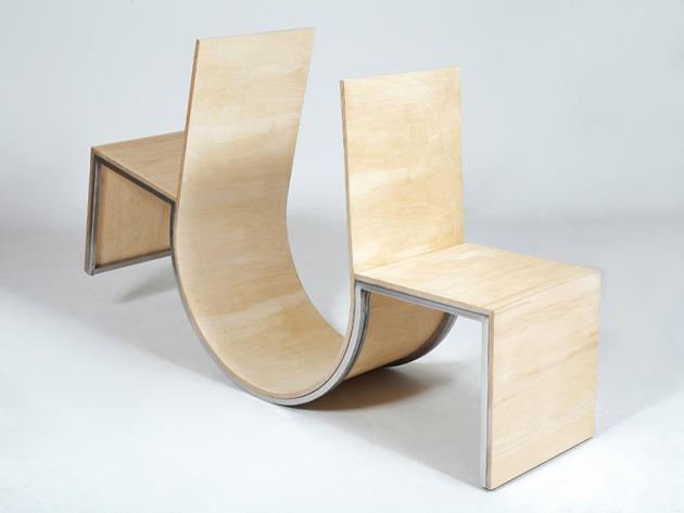Swingers Bench 3