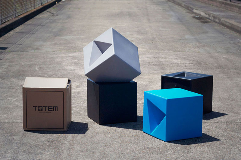 Totem Stool collection 2