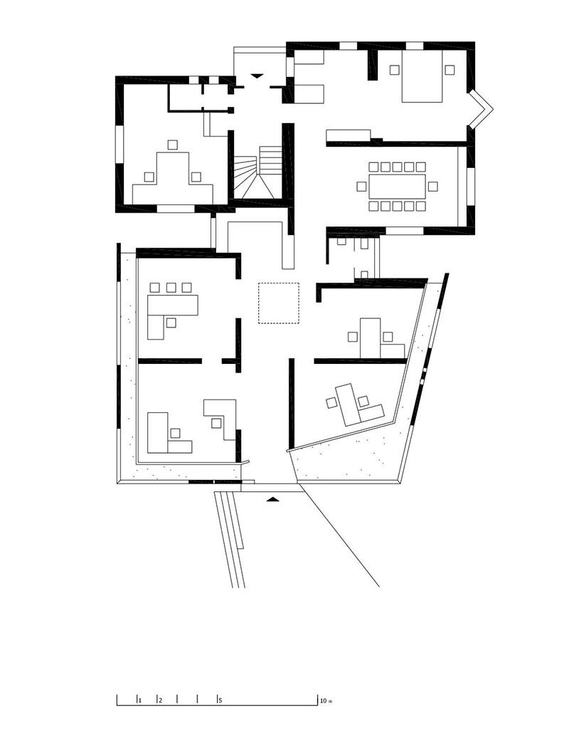 Bau Sallinger Office 12