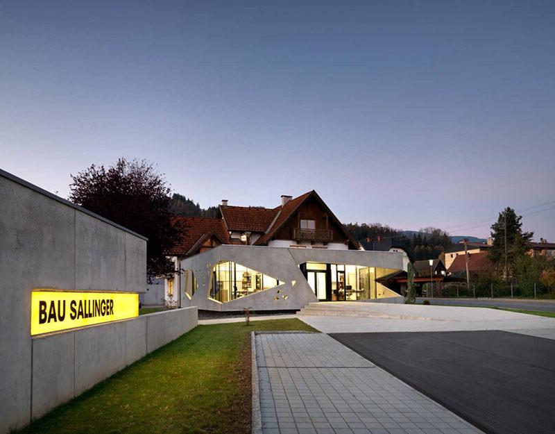Bau Sallinger Office 3