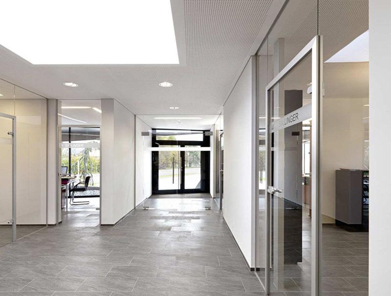 Bau Sallinger Office 9