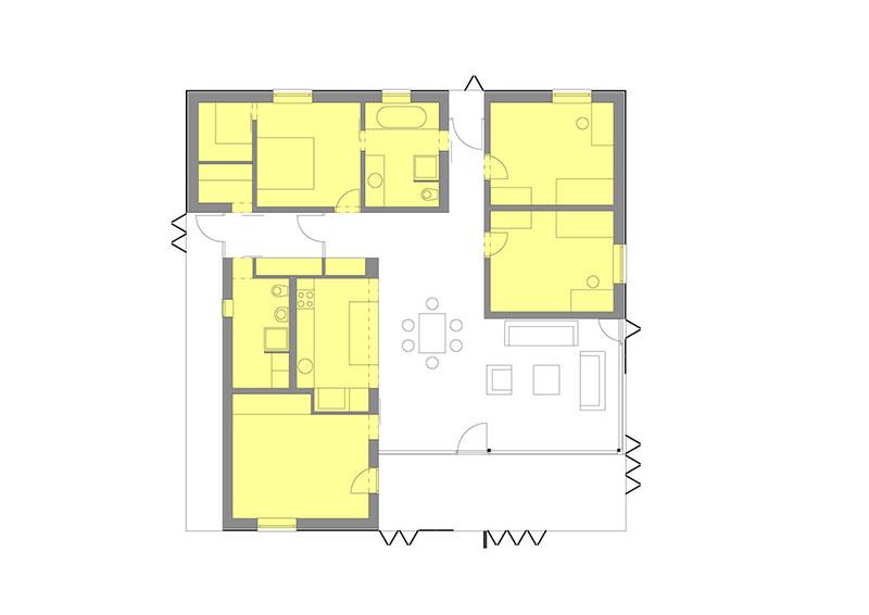 Family House In Kraluv Dvur 10