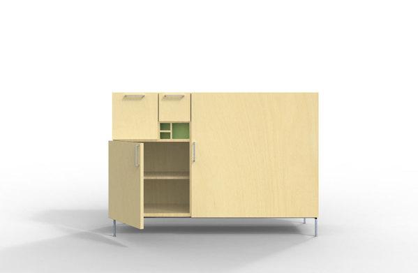 Fibonacci Cabinet 3