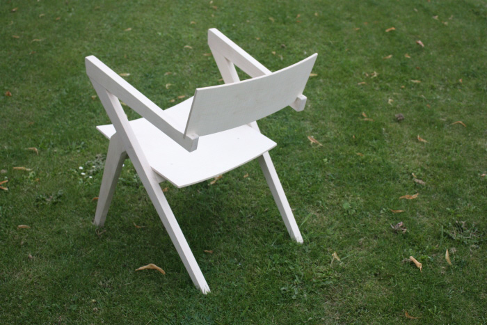 Grasshopper Chair 2