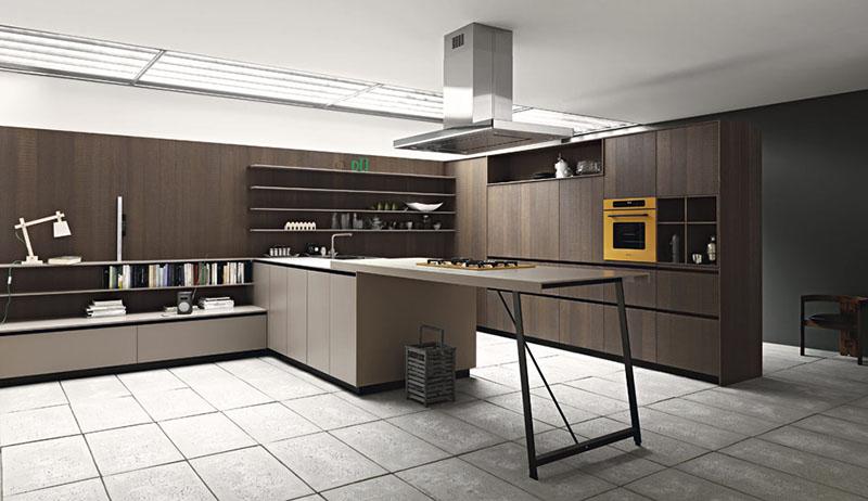 Kalea kitchen series 8