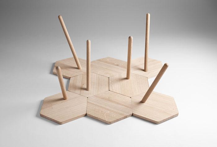 Lean Oak Tables 4