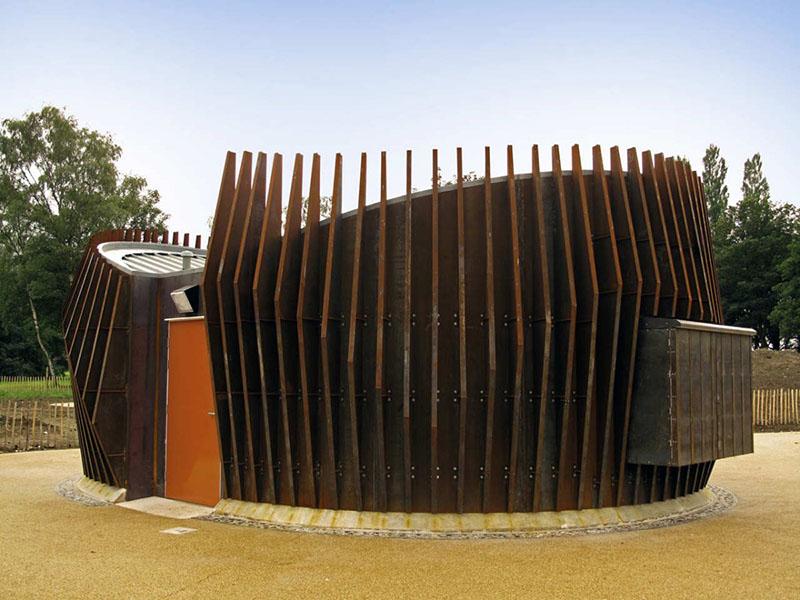 Scunthorpe Pavilion 4