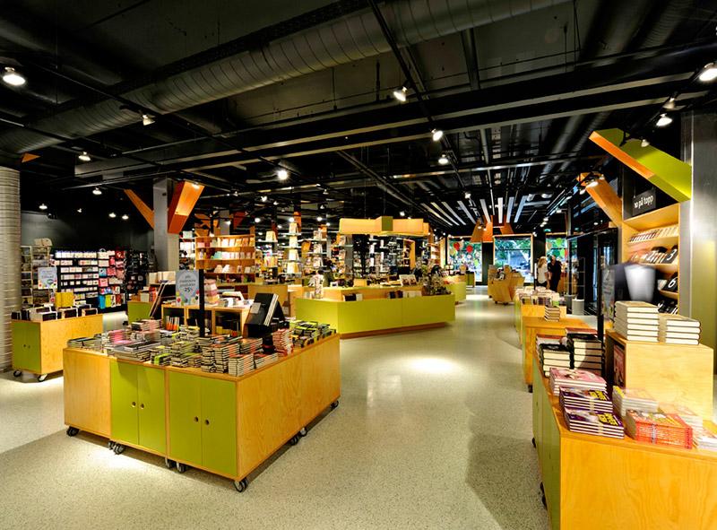 Tanum Karl Johan Bookstore Renovation 4