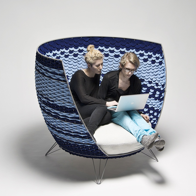 Big Basket Chair 3