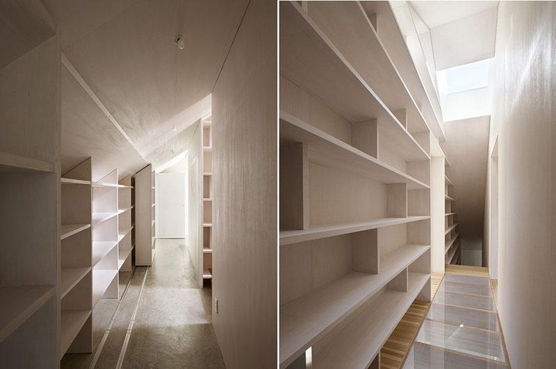 Cloudy House by Takao Shiotsuka Atelier 12