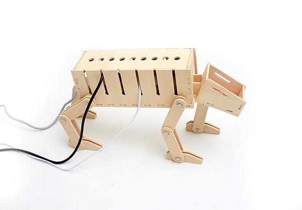 DIY Cable Organizer 1