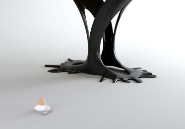 Egg Inspired Table 6