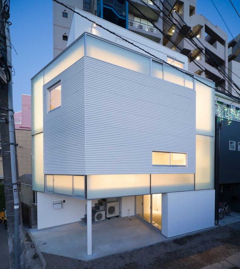 House in Nakameguro 1
