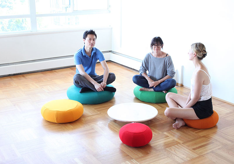 Mound of Rounds Modular Furniture System 5