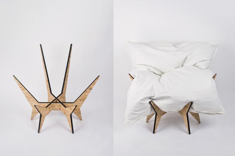 Nest Chair by ALLT 3