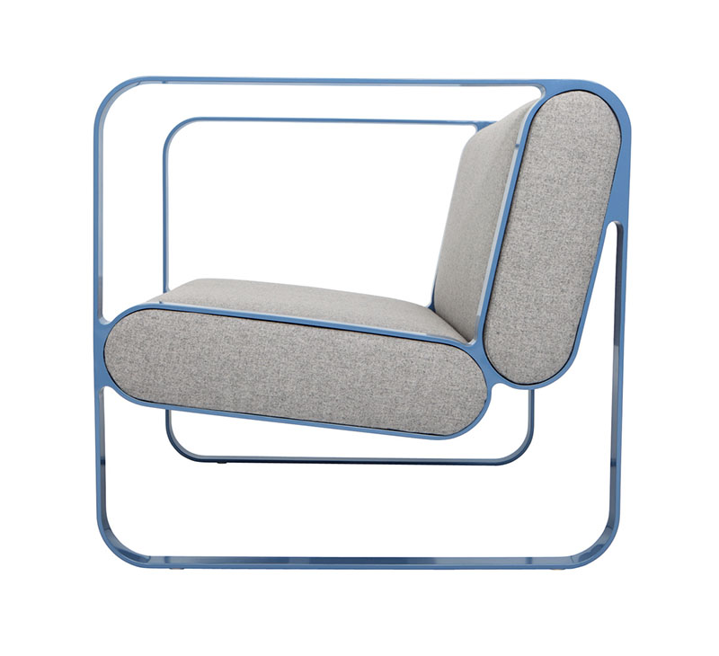 Ova Easy Chair 1