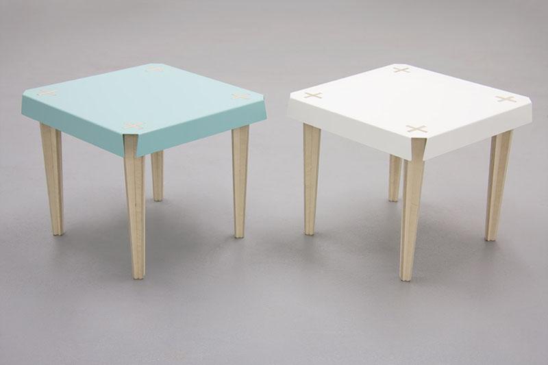 Plus Side Table 2