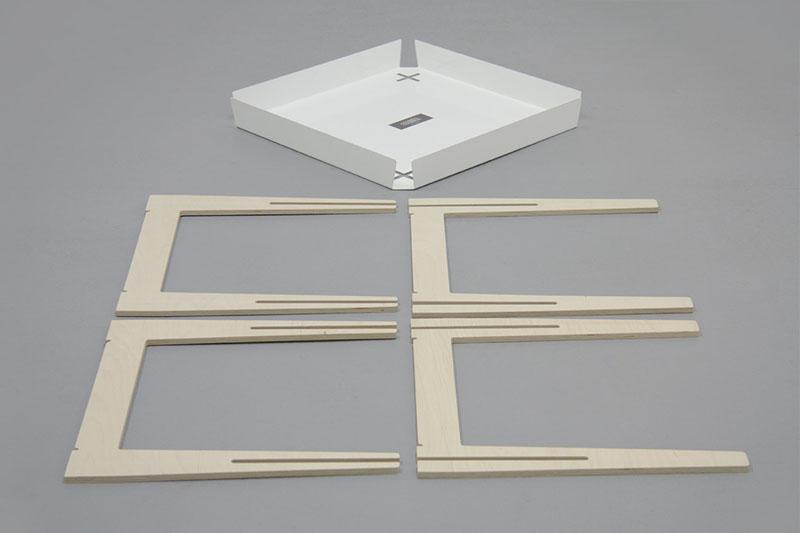 Plus Side Table 8