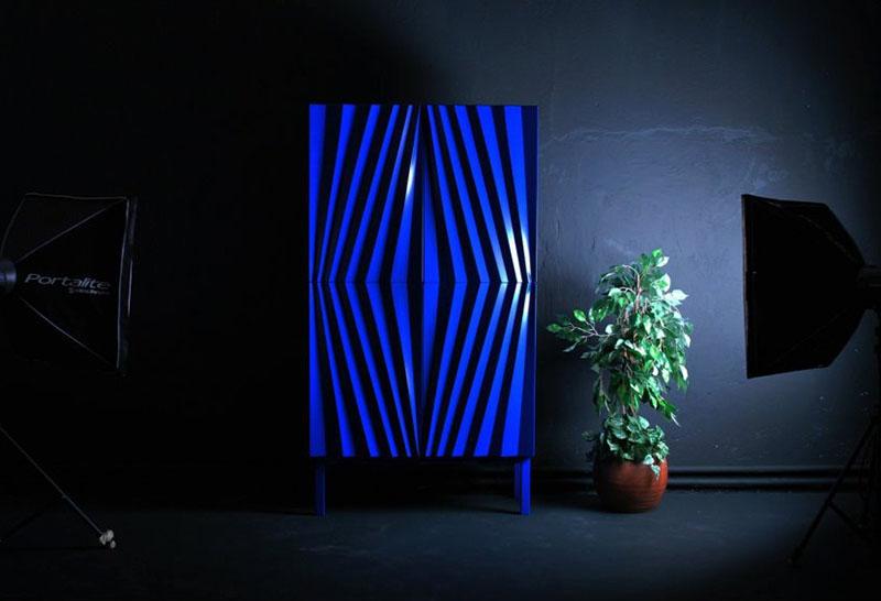 Sapphire storage cabinet 1