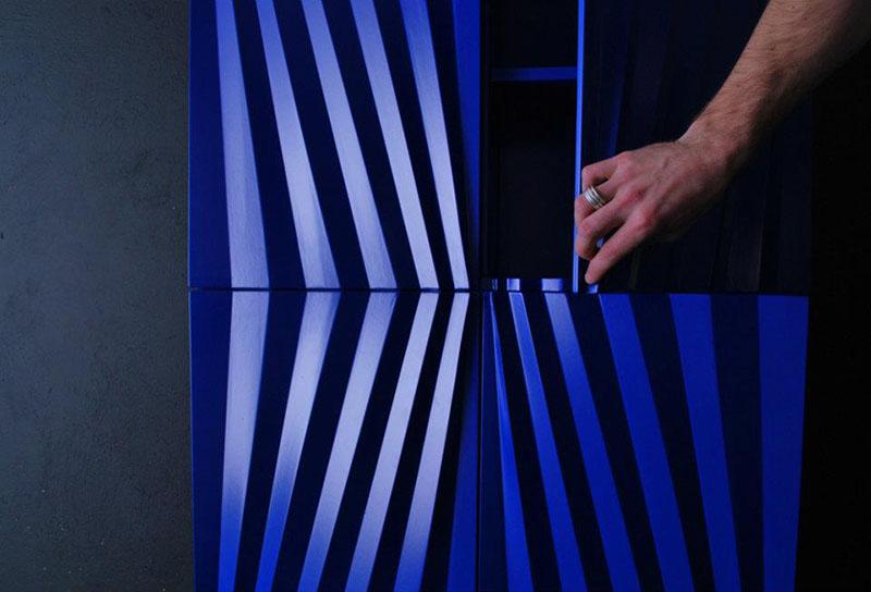 Sapphire storage cabinet 4