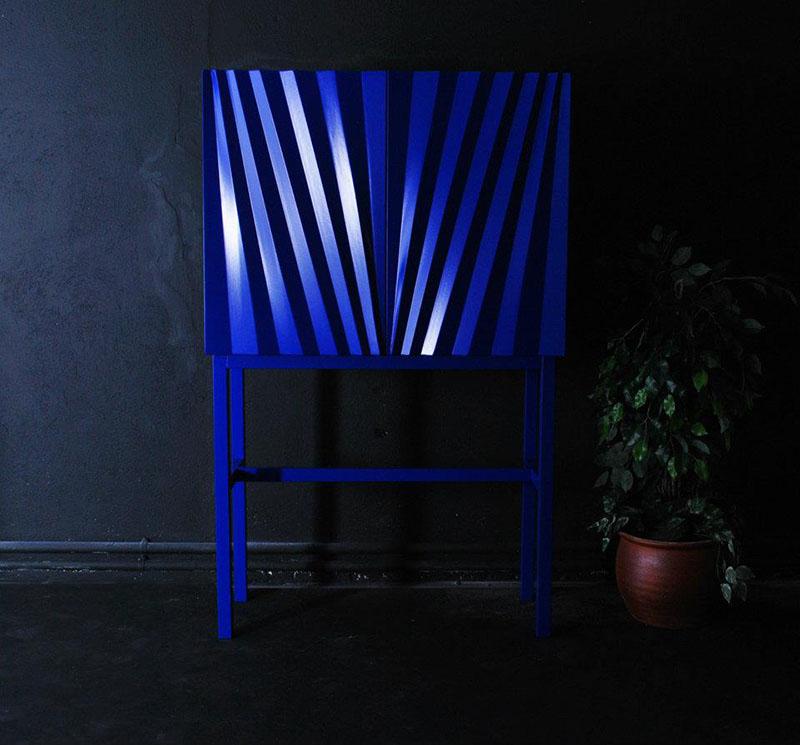Sapphire storage cabinet 6