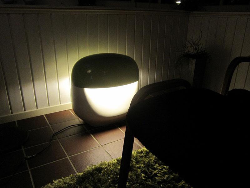 Vader Lamp 3